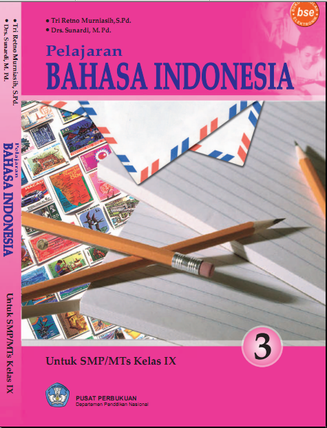 Indonesia smp kelas 9 bahasa ebook