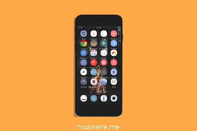 Tema Xiaomi MiniROM MIUI 10