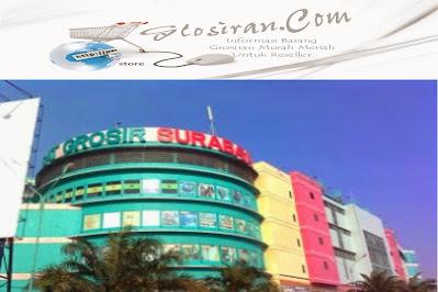 Pusat Grosir Barang Murah di Surabaya