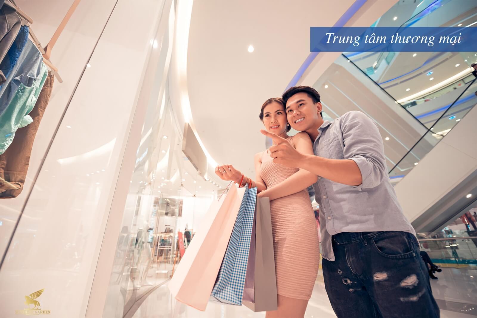 Trung tâm thương mại Sunshine Minh Khai