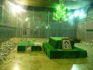 Aqidah Syiah: Orang Sakit yang Meminta Kesembuhan di Kuburan Ali RA Pasti akan Sembuh