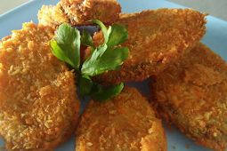 Resep Simple Membuat Terong Goreng Crispy Yang Lezat