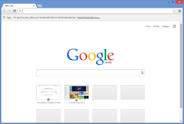 تصفح مختلف انواع المواقع الالكترونية