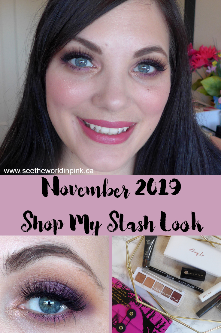 November Shop My Stash - Full Face of High End and Luxury Makeup