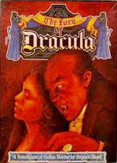 Games Workshop The Fury of Dracula