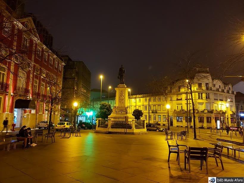 Praça da Batalha - O que fazer no Porto, Portugal