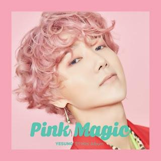 [Mini Album] YESUNG - Pink Magic (MP3) full zip rar 320kbps