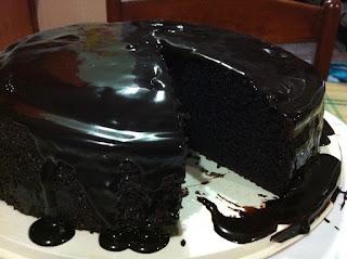 resepi kek coklat moist kukus sukatan cawan