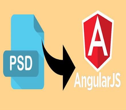 PSD To Angular Development – How You Do That?