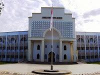 PENDAFTARAN MAHASISWA BARU (PTA) 2020-2021