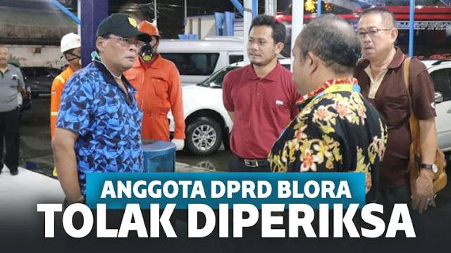 Anggota DPRD Ngamuk Tolak Cek Kesehatan: Kita Ini Setingkat Bupati, Bukan Anak Gembala!