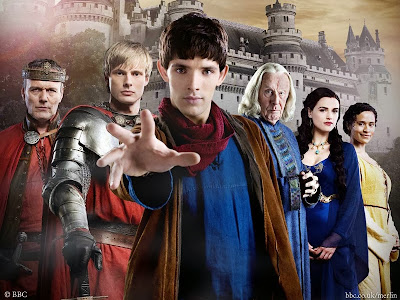 Check out the current pictures of the actors who acted Merlin