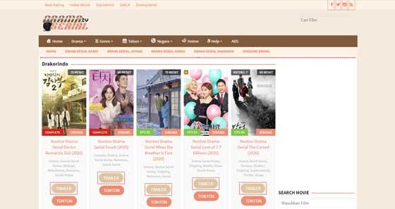 drakor indo nonton online gratis