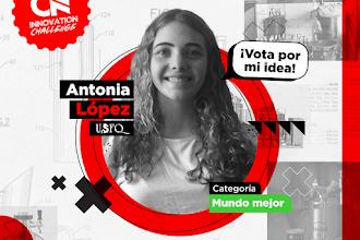 Apoyo votación para estudiantes USFQ concurso Innovation Challenge CN