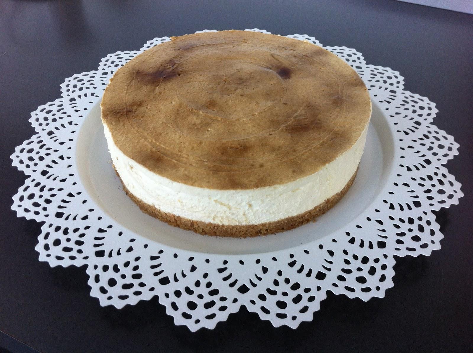 MULLEHUSET.DK: Cheesecake med citron og lakrids