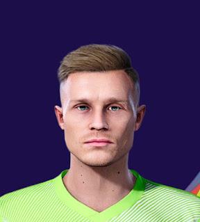 PES 2021 Faces Yannick Gerhardt