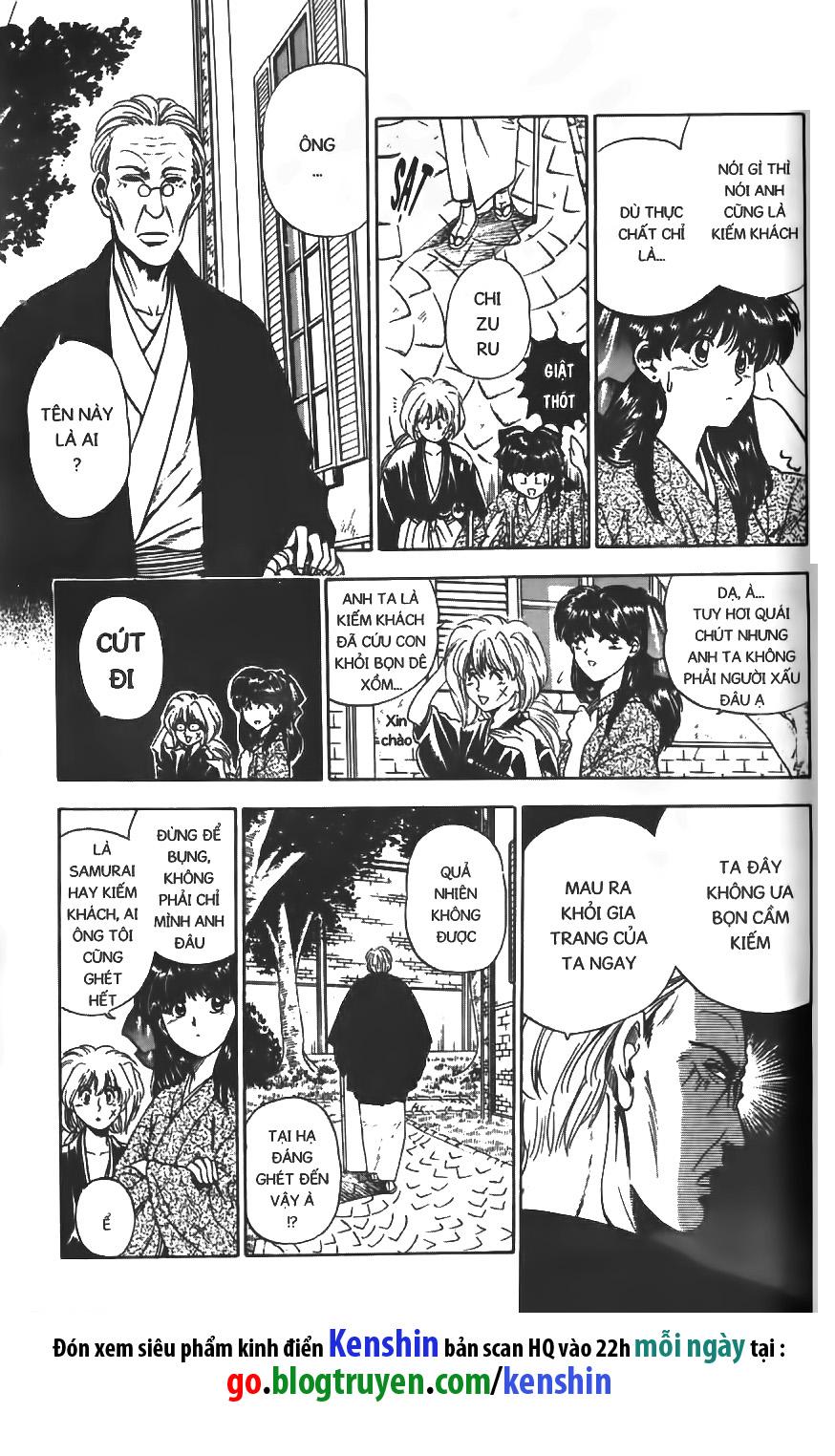 Rurouni Kenshin chap 6.5 trang 8