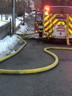 Dedham Fire Department