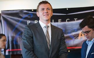 Conservative Provocateur Targets CNN With Secret Recordings