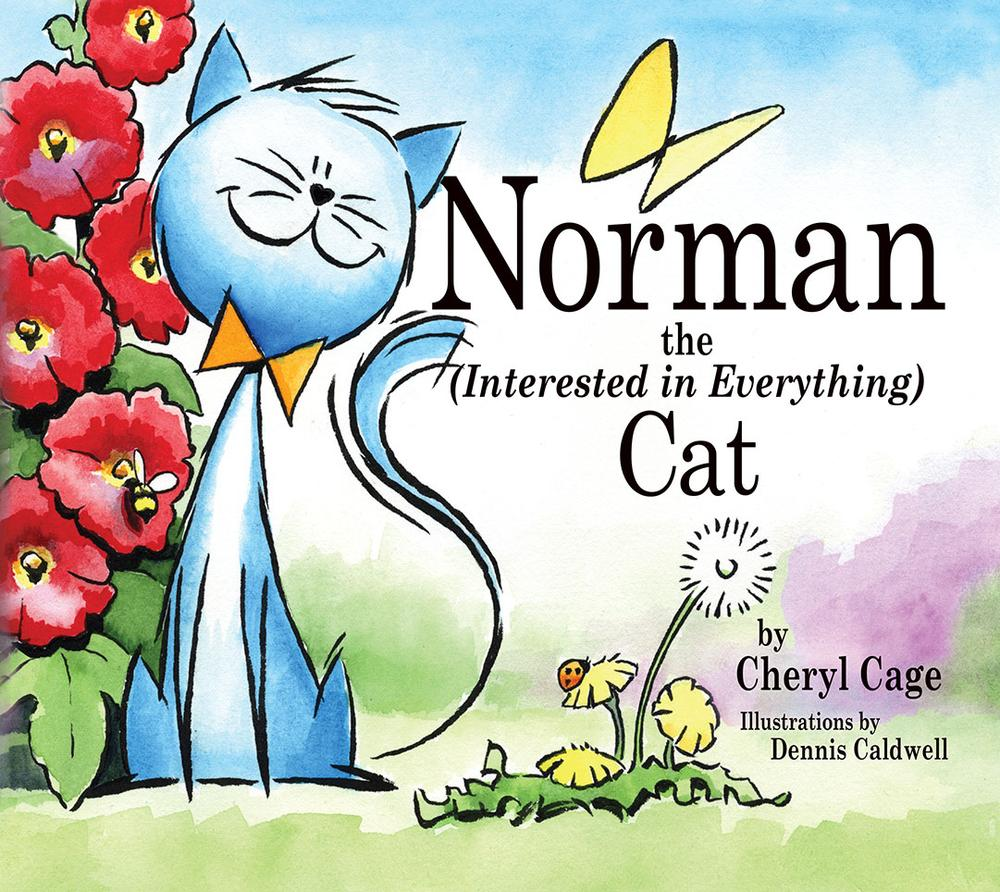 Book 1 Norman the Interested Cat
