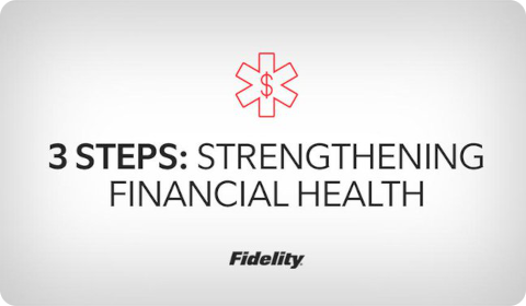 Fidelity – Strengthening financial health