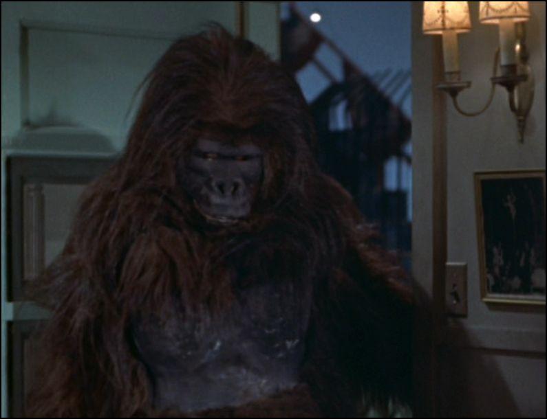 Costume sex gorilla