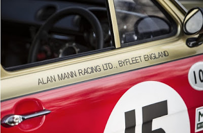 1967 Ford Escort MKI  Alan Mann Racing LTD by Fleet England