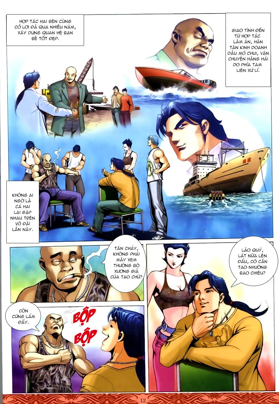 Người Trong Giang Hồ Chap 649 - Truyen.Chap.VN