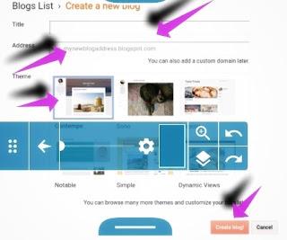 Free में blog और website कैसे बनाए? How to create a Blog in blogger plateform.