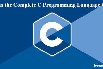 Learn the Complete C Programming Language Guide