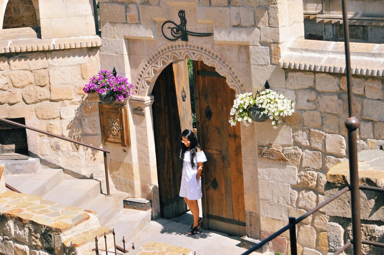Cappadocia Cave Hotel - Best cave hotels - Vegan travel Cappadocia Turkey Holiday