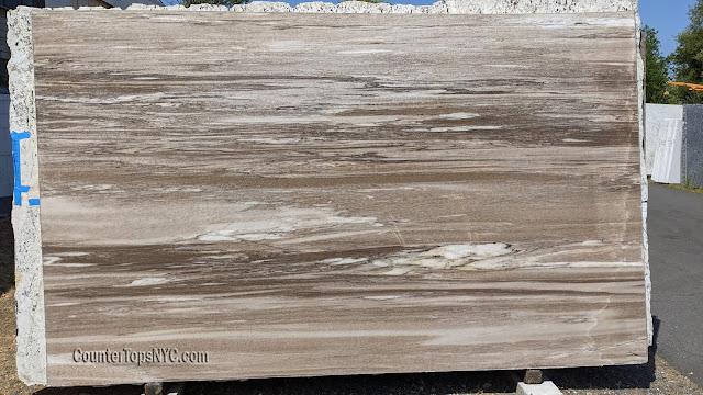 Waya Natural Brown Quartzite Slabs NYC