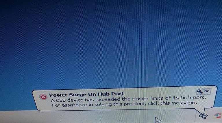 Mengatasi Port Usb Eror di warnet