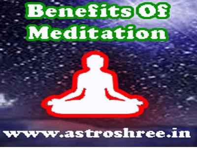 regular benefits of meditation