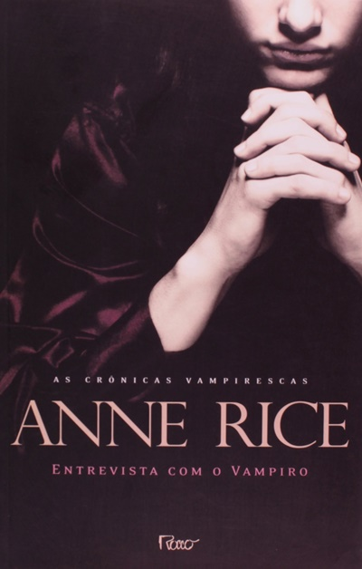 Entrevista com o Vampiro Anne Rice - resenha do blog Parado na Estante