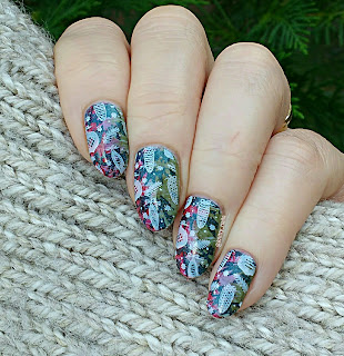 Messy Mansion MM30 with  A England Proserpine and For Your Nails Only Snow Queen