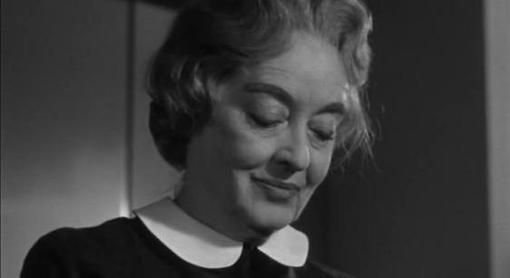 Bette Davis en The Nanny