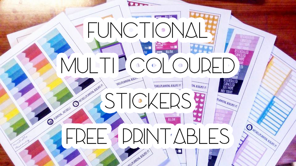 Revered image throughout free printable functional planner stickers