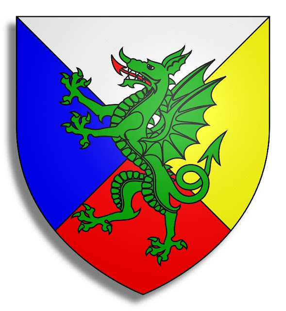 Knights of Gaia Coat of Arms Early
