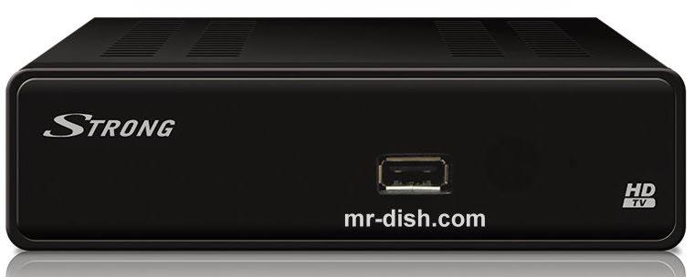 Strong SRT 8112 HD Satellite Receiver Software ~ DishUpdates