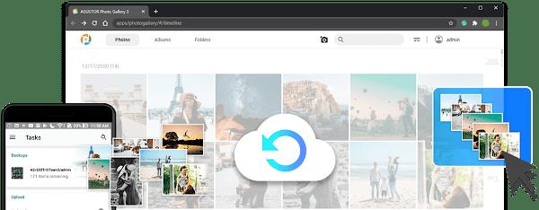 Asustor ajuda utilizadores a ganhar controlo das suas fotos