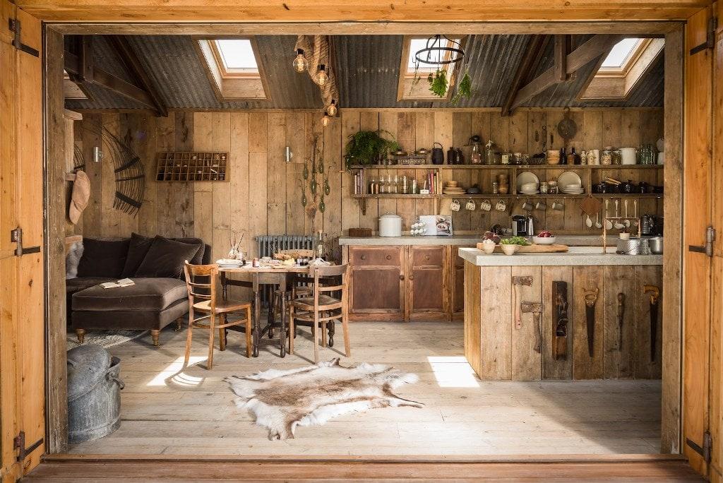 Cocinas rurales el encanto de lo natural cocinas con estilo - Cocinas rurales ...