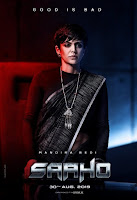 Saaho First Look Poster 16