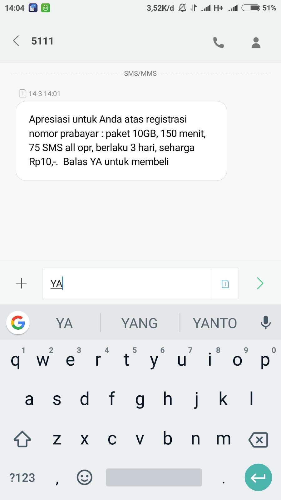 Cara Mendapatkan Bonus Kuota 10gb Dari Telkomsel Meskipun Sudah Isi Ualang Paket Xl Pulsa 5000 300 Habis Nelpon 188 Dan 10 Beli