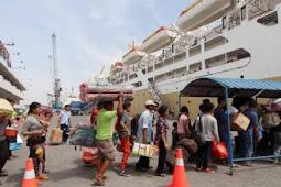 Harpin Simamora Sebut Puncak Arus Mudik di Pelabuhan Belawan pada 31 Desember