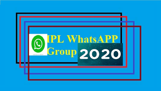 Latest IPL Fans WhatsApp group linked list