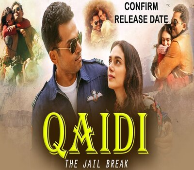 Qaidi The Jail Break (2019) Hindi Dubbed 480p HDTV x264 350MB Movie Download
