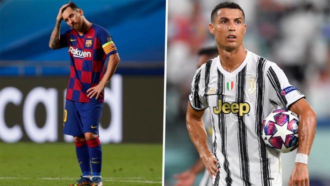 """Messi - Ronaldo không còn """"bá đạo"""" cúp C1, dấu hiệu của sự hết thời"""