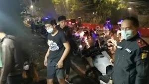 Polisi Amankan 46 Pemotor Diduga Hendak Balap Liar di Antasari