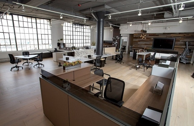 advantages cubicles office workspaces